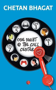 ONE NIGHT @ THE CALL CENTER || BOOK REVIEW. – Magical BookLush Reading Time, I Love Reading, Book Suggestions, Book Recommendations, Best Books To Read, Good Books, Chetan Bhagat Books, Hello Movie, Books Turned Into Movies