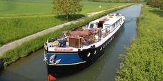 European Waterways Announces New Itinerary for Hotel Barge Clair de Lune on Canal du Midi