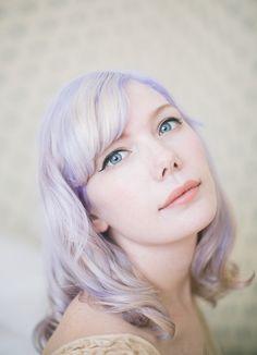 purple + pink