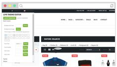 ClueCommerce offers fully customized Multi-vendor eCommerce shopping cart software, a eCommerce platform built using PHP modern script. Allows you to deploy your own ecommerce multi-seller marketplaces website and allows your sellers / vendor to sell on multi-seller eCommerce shop.