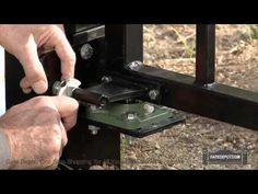 Gate Installation Video - YouTube