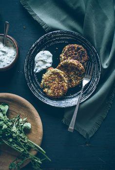 Quick & Easy Lentil Cakes | Souvlaki For The Soul