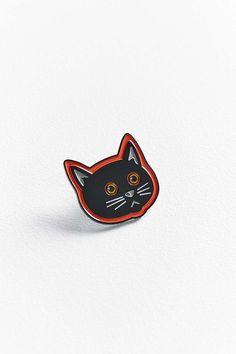 Yesterdays X Matt Ritchie Wayshak's Cat Pin