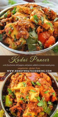 Kadai Paneer #kadaipaneer #paneerrecipes
