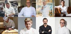 Ecco i migliori chef stellati Michelin più decorati al mondo e perché sono considerati i migliori chef del mondo. Chef Jackets