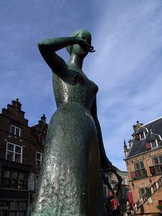 Mariken van Nimwegen, Nijmegen, Gelderland.