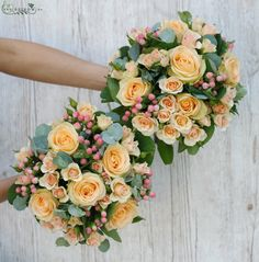 Wedding Florist Budapest - Bridal Bouquet and Wedding Decoration Gallery - Szirom