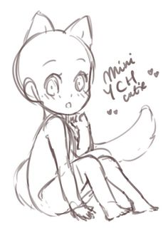 [CLOSED] Mini YCH cutie auction [points only!] by tshuki
