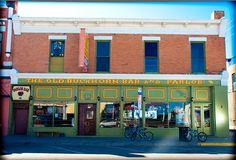 Buckhorn Bar - Laramie, Wyoming www.divebarshirtclub.com/?SRC=Face6