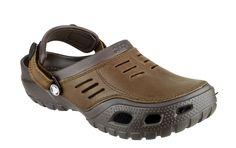 Crocs Yukon Sport 10931 Mens Clog Sandal - Robin Elt Shoes  http://www.robineltshoes.co.uk/store/search/brand/Crocs-Mens/ #Crocs #Sandals