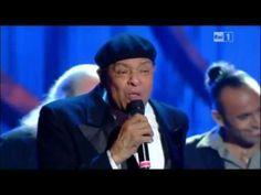 Sanremo 2012 - Al Jarreau - 'We're In This Love Together ' LIVE performance.