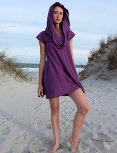 Gaia Conceptions - Super Cowl Wanderer Tunic/Mini Dress, $135.00 (http://www.gaiaconceptions.com/super-cowl-wanderer-tunic-mini-dress/?page_context=category