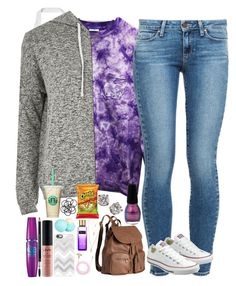 Somethin bout you... by lovemyariana on Polyvore featuring polyvore, fashion, style, River Island, Paige Denim, Converse, H&M, Tiffany & Co., Forever 21, Casetify, Maybelline, NYX, Christian Dior, Victoria's Secret, Monki and clothing