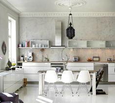 keuken muur | Keuken Ideeen