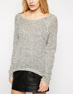 Enlarge Vero Moda Light Weight Zip Front Sweater