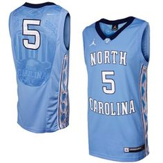 North Carolina Tar Heels Basketball Jersey