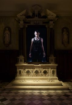Welcome to the official BILL VIOLA website. Very interesting video artist.