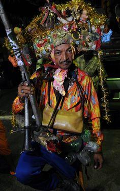 Desfile de cultura popular, Vitoria de Santo Antão - Pernambuco