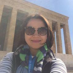 Salviya Bayramova Özgür is a local tour guide in Turkey : Private Guide