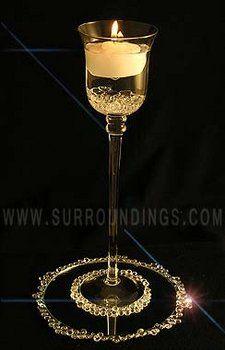 Wedding, Reception, Gold, Centerpieces, Diy