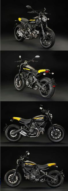 2015 Ducati Scrambler anyone?