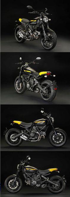 2015 Ducati Scrambler anyone?