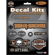 Harley-Davidson Multi-Decal Kit