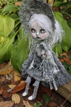 11.5 inch Dacianna Strigoi vampire girl.