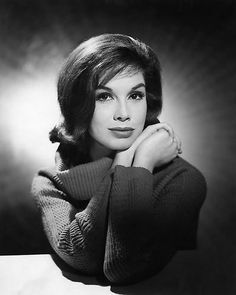 Mary Tyler Moore-My grandmother looked just like her