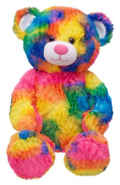 This is the build a bear I picked out :)