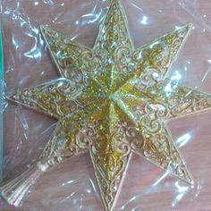 Puntal Estrella Dorada