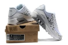 950c5bb235957 2014 New Nike Air Max 90 Hyperfuse Pre EM Fur White Silver