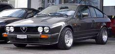 Alfa Gtv, Alfa Alfa, Camaro 2018, Chevrolet Camaro, Camaro Car, Ferrari, Maserati, Matte Black Cars, Alfa Romeo Gtv6