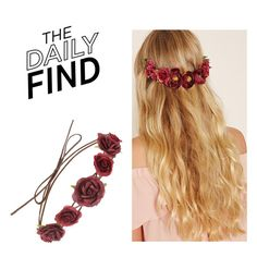 """The Daily Find: Forever 21 Headwrap"" by polyvore-editorial ❤ liked on Polyvore featuring Forever 21 and DailyFind"