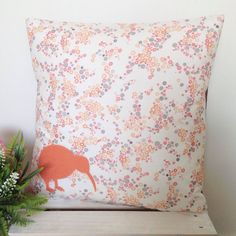 Cushion cover - Bubbles | Papaya Kiwi