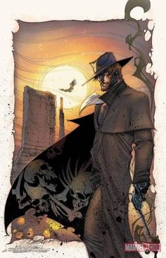 J. Scott Campbell's The Gunslinger