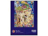 Heye: RJ Crisp - Arc de Triomphe (1500)
