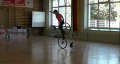 What This Girl Can Do With A Bicycle Completely Blew My Mind