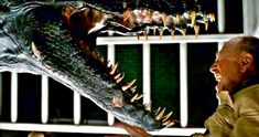 Jurassic World 2 Toy Fully Reveals New Indoraptor Hybrid Dinosaur -- Jurassic World 2 toy images bring our best look yet at the terrifying new hybrid dinosaur, the Indoraptor. -- http://movieweb.com/jurassic-world-2-toys-hybrid-dinosaur-indoraptor/