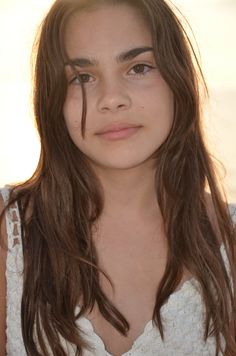Mia Dellac, Sunset, teen years,