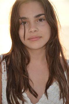 Mia Dellac, Sunset, teen years,
