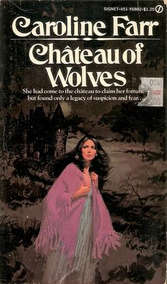 Caroline Farr: Chateau of Wolves