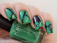31 Day Nail Art Challenge - Inspired By The Supernatural!