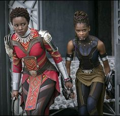 If Africa would have been able to realize itself for itself- Lupita Nyongo. All photos are courtesy of Disney/Marvel Black Panther promotional material Whew! Black Panther is the best movie in the … Black Panther Marvel, Shuri Black Panther, Black Panther 2018, Nakia Black Panther, Black Panther Character, Marvel Dc, Films Marvel, Captain Marvel, Disney Marvel