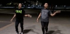 "These Two Guys Dancing To Nicki Minaj's ""Anaconda"" Will Give You So Much Life"