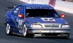 Rickard Rydell 1997-1999 och 2001 Volvo S40