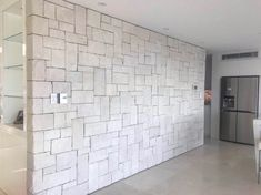 Aussietecture natural stone supplier has a unique range natural stone products for walling, flooring & landscaping. Sandstone Cladding, Natural Stone Cladding, Sandstone Wall, Natural Stone Wall, Natural Stones, Exterior Design, Interior And Exterior, White Exterior Houses, Stone Supplier