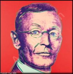 Hermann Hesse sold by Sotheby's, London, on Thursday, June 2005 Hermann Hesse, Carl Jung, Grimm, Martin Luther, Andy Warhal, Book Authors, Books, Ways Of Seeing, Popular Culture