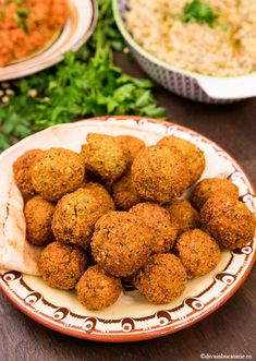 Falafel, Lebanese Recipes, Recipies, Good Food, Food And Drink, Pizza, Keto, Cooking, Ethnic Recipes