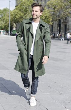 13 meilleures images du tableau TRENCH HOMME   Man fashion, Men s ... 8bbf82cd3884
